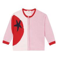 Oblečenie Dievčatá Cardigany Catimini LIANA Ružová