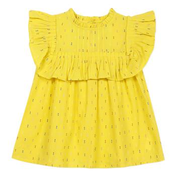 Oblečenie Dievčatá Blúzky Catimini MAINA Žltá