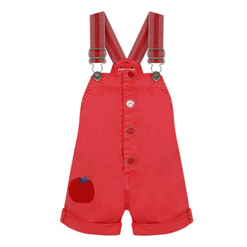 Oblečenie Dievčatá Módne overaly Catimini SIBYLLE Červená