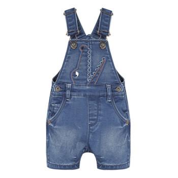 Oblečenie Chlapci Módne overaly Catimini LYVIA Modrá