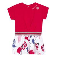 Oblečenie Dievčatá Krátke šaty Catimini DAMIANO Červená