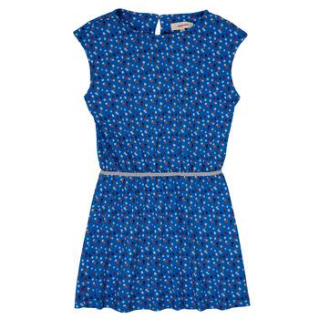 Oblečenie Dievčatá Krátke šaty Catimini SWANY Modrá