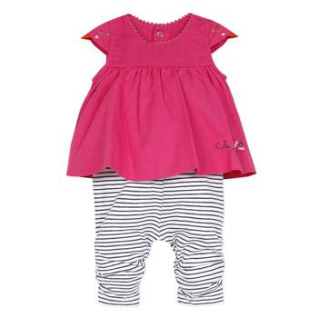 Oblečenie Dievčatá Módne overaly Catimini ALOIS Červená