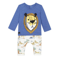 Oblečenie Chlapci Komplety a súpravy Catimini ULYSSE Biela