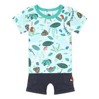 Oblečenie Chlapci Komplety a súpravy Catimini THOMAS Modrá