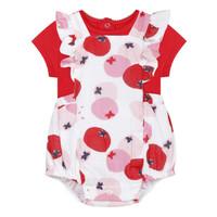Oblečenie Dievčatá Komplety a súpravy Catimini LUCIEN Červená