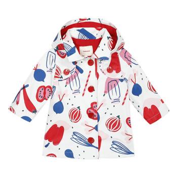 Oblečenie Dievčatá Parky Catimini THEOLIO Biela