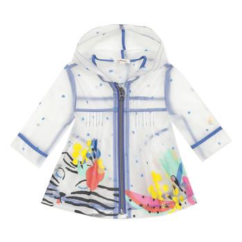 Oblečenie Dievčatá Parky Catimini SLOVANNA Biela
