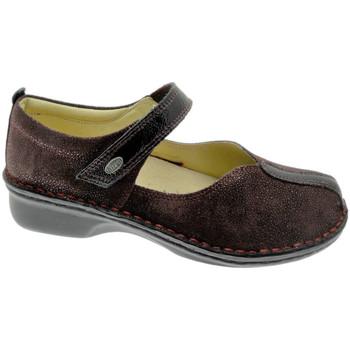 Topánky Ženy Balerínky a babies Calzaturificio Loren LOM2749bo nero