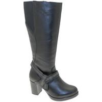 Topánky Ženy Čižmy do mesta Calzaturificio Loren LOC3860ne nero