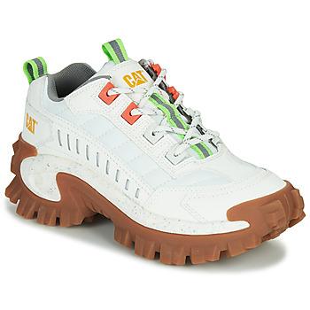 Topánky Nízke tenisky Caterpillar INTRUDER Biela