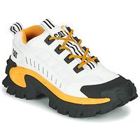 Topánky Muži Nízke tenisky Caterpillar INTRUDER Biela