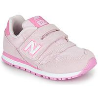 Topánky Deti Nízke tenisky New Balance YV373SP-M Ružová