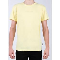 Oblečenie Muži Tričká s krátkym rukávom DC Shoes DC EDYKT03376-YZL0 yellow