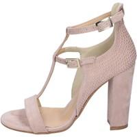 Topánky Ženy Sandále Olga Rubini BP353 Ružová