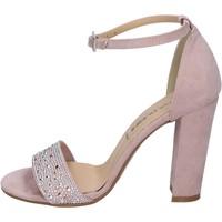 Topánky Ženy Sandále Olga Rubini BP357 Ružová
