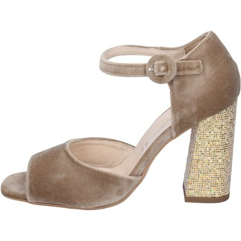 Topánky Ženy Sandále Olga Rubini Sandále BP361 Béžová