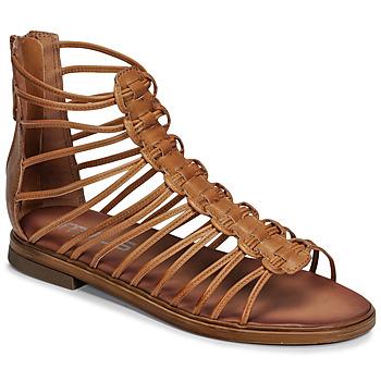 Topánky Ženy Sandále Mjus GRAM Ťavia hnedá