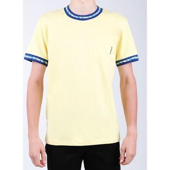 Oblečenie Muži Tričká s krátkym rukávom DC Shoes DC SEDYKT03372-YZL0 yellow