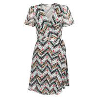 Oblečenie Ženy Krátke šaty Les Petites Bombes V7205 Viacfarebná