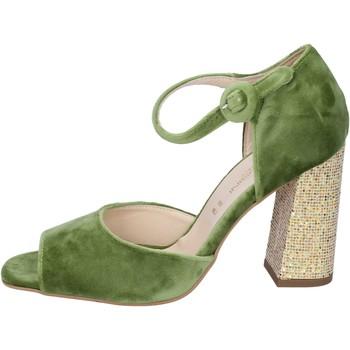 Topánky Ženy Sandále Olga Rubini Sandále BP385 Zelená