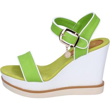 Topánky Ženy Sandále Enrico Coveri Sandále BP388 Zelená