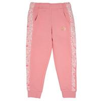 Oblečenie Dievčatá Tepláky a vrchné oblečenie Puma MONSTER SWEAT PANT GIRL Ružová