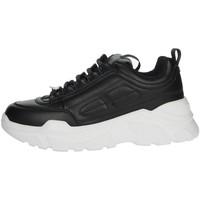 Topánky Ženy Členkové tenisky Pregunta MCD001 Black