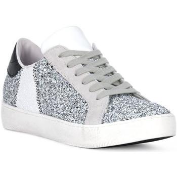 Topánky Muži Univerzálna športová obuv At Go GO GLITTER BIANCO Bianco