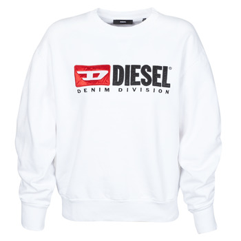 Oblečenie Ženy Mikiny Diesel F-ARAP Biela