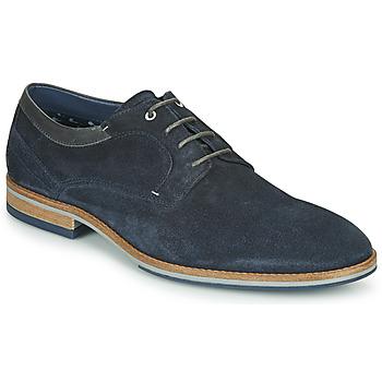 Topánky Muži Derbie Casual Attitude MATHILDA Námornícka modrá