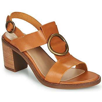 Topánky Ženy Sandále Casual Attitude MELINA Ťavia hnedá