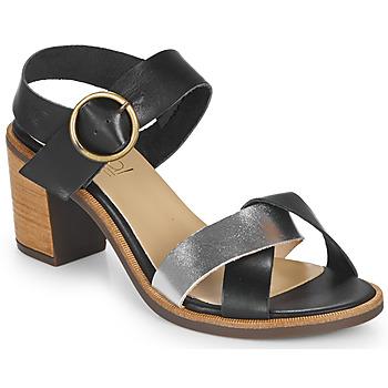 Topánky Ženy Sandále Casual Attitude MILLA Čierna / Strieborná
