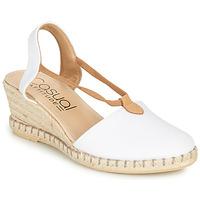 Topánky Ženy Sandále Casual Attitude MAYA Biela