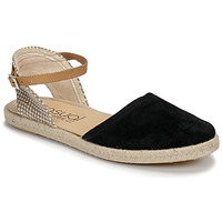 Topánky Ženy Sandále Casual Attitude MADELEINE Čierna