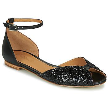 Topánky Ženy Sandále Emma Go JULIETTE Čierna