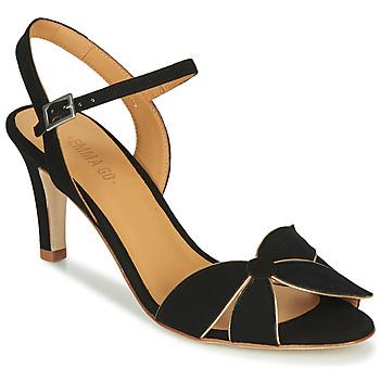 Topánky Ženy Sandále Emma Go SELENA Čierna