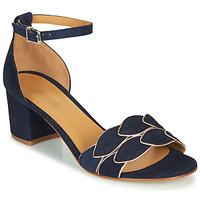 Topánky Ženy Sandále Emma Go ZOE Námornícka modrá