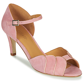 Topánky Ženy Sandále Emma Go PHOEBE Ružová