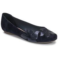 Topánky Ženy Balerínky a babies Betty London ERUNE Námornícka modrá