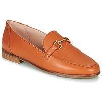 Topánky Ženy Mokasíny Betty London MIELA Ťavia hnedá
