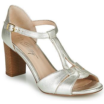 Topánky Ženy Sandále Betty London MATINA Strieborná
