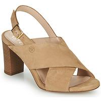 Topánky Ženy Sandále Betty London MARIPOL Béžová