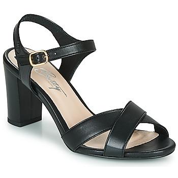 Topánky Ženy Sandále Betty London MOUDINE Čierna
