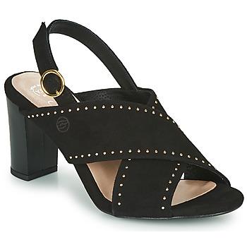 Topánky Ženy Sandále Betty London MADINE Čierna