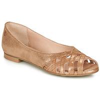 Topánky Ženy Sandále Betty London MANDINE Zlatá