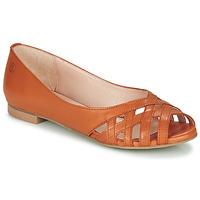 Topánky Ženy Sandále Betty London MANDISE Koňaková
