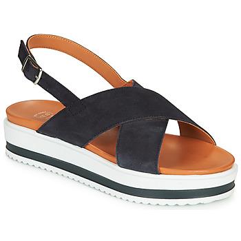 Topánky Ženy Sandále Betty London MAFI Námornícka modrá