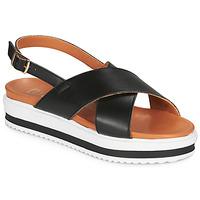Topánky Ženy Sandále Betty London MAFI Čierna