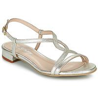 Topánky Ženy Sandále Betty London MATISSO Strieborná